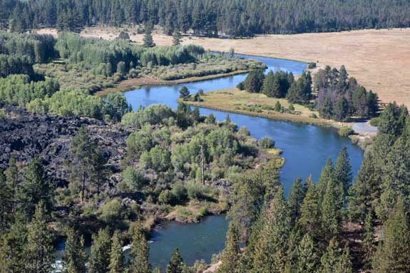 Reclamation Funds Study for Sustainable Water Management in Oregon's Upper Deschutes Basin