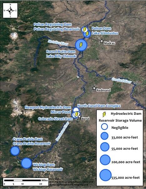 Dam History 2 Map
